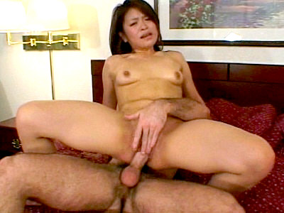 besotted Humping Asian Teen